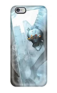 Durable Protector Case Cover With Alien Hot Design For Iphone 6 Plus