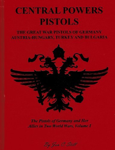 Central Pistols Germany Austria hungary Bulgaria product image