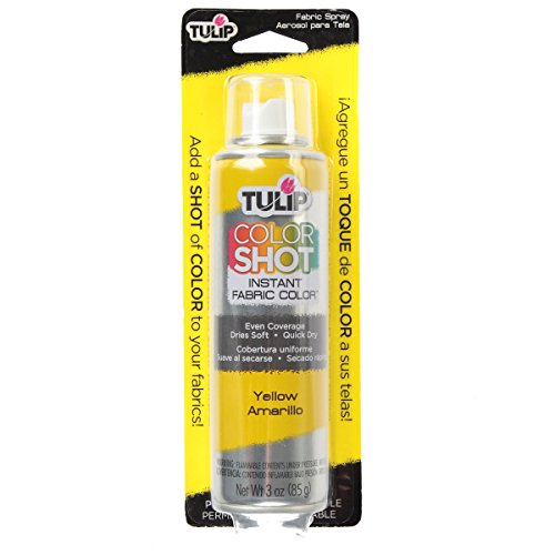 (Tulip ColorShot Instant Fabric Color 3oz. Yellow)