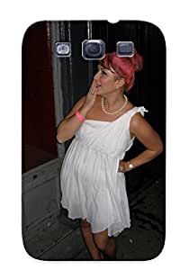 For Galaxy S3 Protector Case So He Managed To Get Ome Funny Picture Of Me A Wilma Flintstone Phone Cover