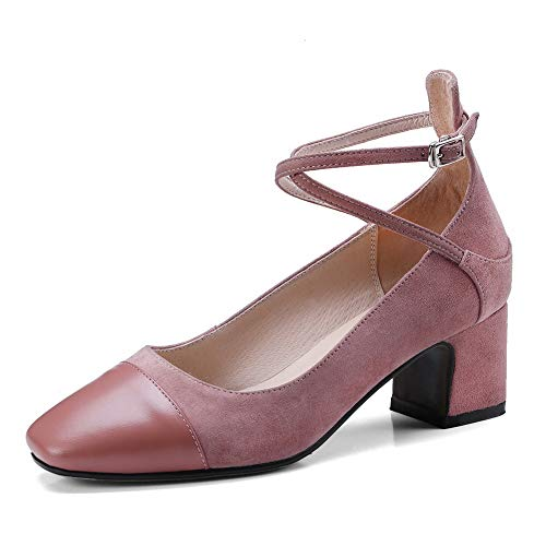 Pumps 1TO9 Urethane MMS06464 5 Shoes Womens Pink Travel 4 UK Solid Business q4qYS
