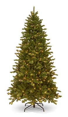 National Tree CO-Import TPES3-D07T-75M 7.5' N Spruce Art Tree -  194809