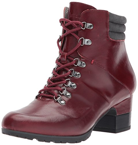 Water Deep Ankle Bootie Resistant Women's Red Burch Jambu q8WzFCw