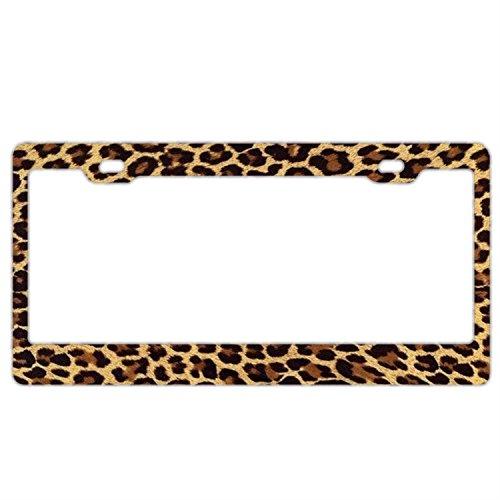 car accessories pink cheetah - 1