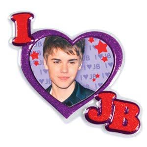 Justin Bieber Birthday Cake Toppers