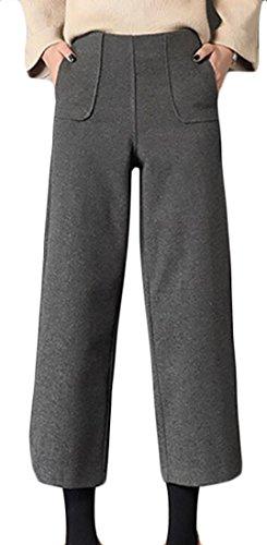 Blend Crop Pants - 4