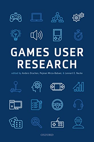 [B.E.S.T] Games User Research [R.A.R]