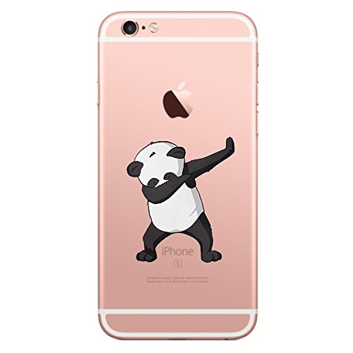 "vanki? Coque iPhone 6 Plus/6S Plus, TPU Souple Etui de Protection Silicone Case Soft Gel Cover Anti Rayure Anti Choc pour Iphone6 Plus/6S Plus 5.5"" 8"