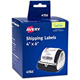 Avery Labels for Dymo Label Printers, Same Size