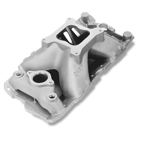 Dart 42411000 SBC 4150 Flange Intake Manifold