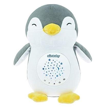 Pepe The Penguin AirBaby White Noise Aid Sleep Night Light ...