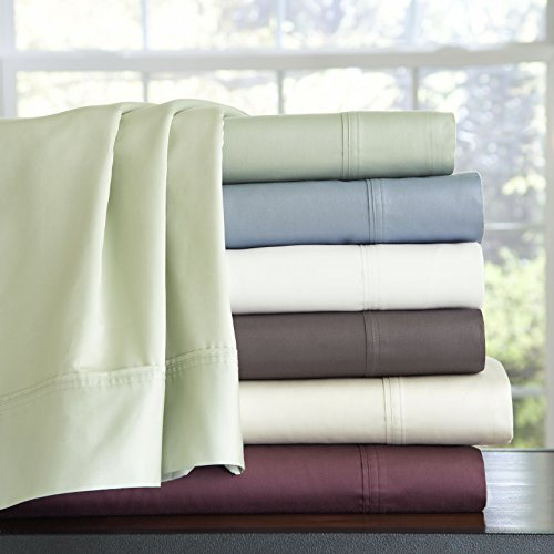Pointehaven 400 Tc Deep Pocket 100 Percent Pima Cotton