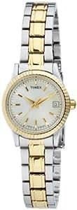 Timex Women's T2M559 R-Series Classic Two-Tone Bracelet Dress Watch