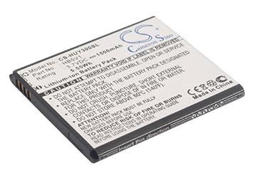 Battery for Huawei Ascend Y511-U00 Li-ion 3 7V 1500mAh