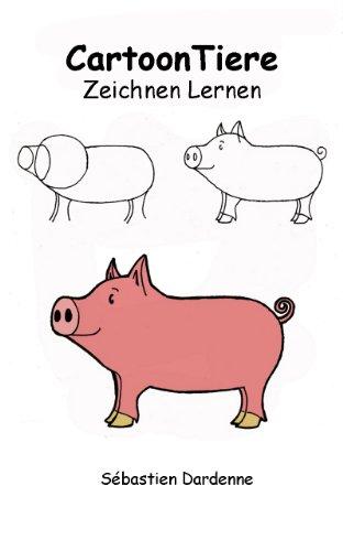 Amazon Com Cartoon Tiere Zeichnen Lernen German Edition Ebook