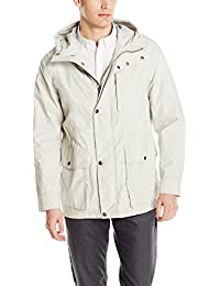 Men's Washed Lightweight Hooded Jacket