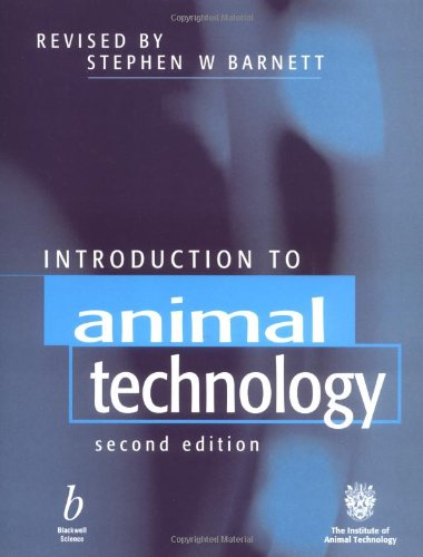 Introduction to Animal Technology pdf epub