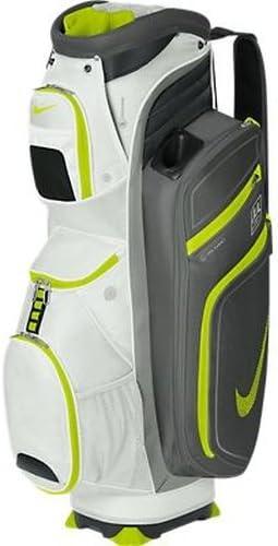 Suposiciones, suposiciones. Adivinar pala veredicto  Amazon.com : Nike Golf M9 Cart II Golf Bag, Dark Base Grey/Venom  Green/White : Sports & Outdoors