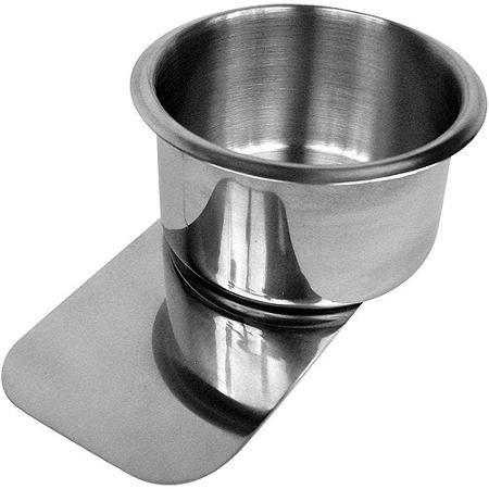 Jumbo Stainless Steel Slide under Cupholder 10-D4518-10