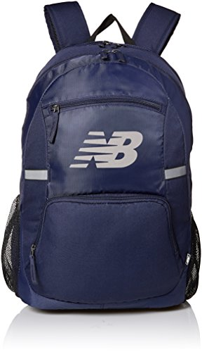 (New Balance Accelerator Backpack, Navy, One)