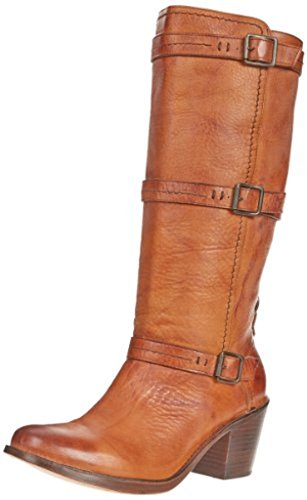 Frye Kvinders Carmen 3 Strop Støvler Sadel rMLjm