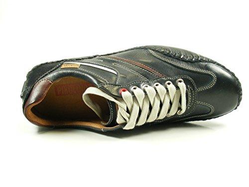 Lacets Blau Chaussures À 15a 6078 Pikolinos Fuencarral Homme qXwvBx7