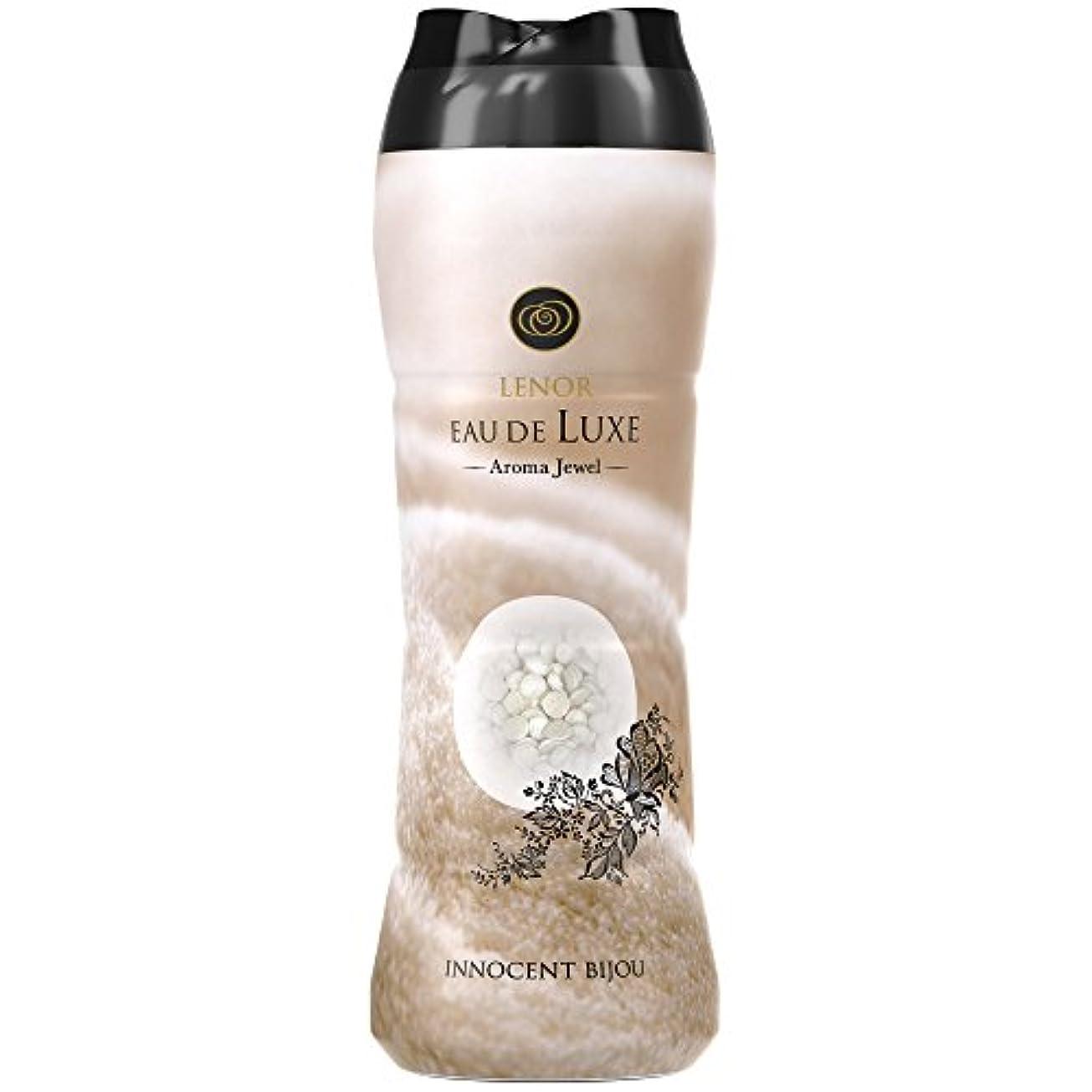 カタログきちんとした資源レノア オードリュクス アロマジュエル 香り付け専用剤 イノセントビジュの香り 520ml