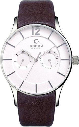 OBAKU watch Multifunction V175GMCIRN Men's [regular imported goods]