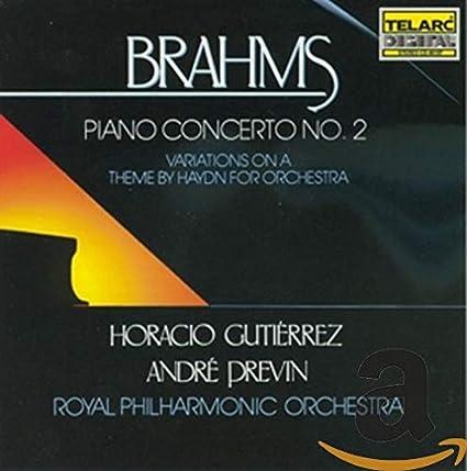 Klavierkonzert 2 / Variationen