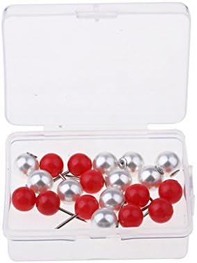固定針 ピン アクセサリー DIYバッグ 10個入り 全2サイズ - 10mm
