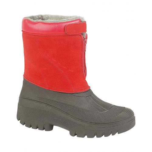 Ladies Textile Waterproof Weather Ladies Cotswold Venture Wellingtons Mirak Boots Black Boot 1xFqc6tWZw