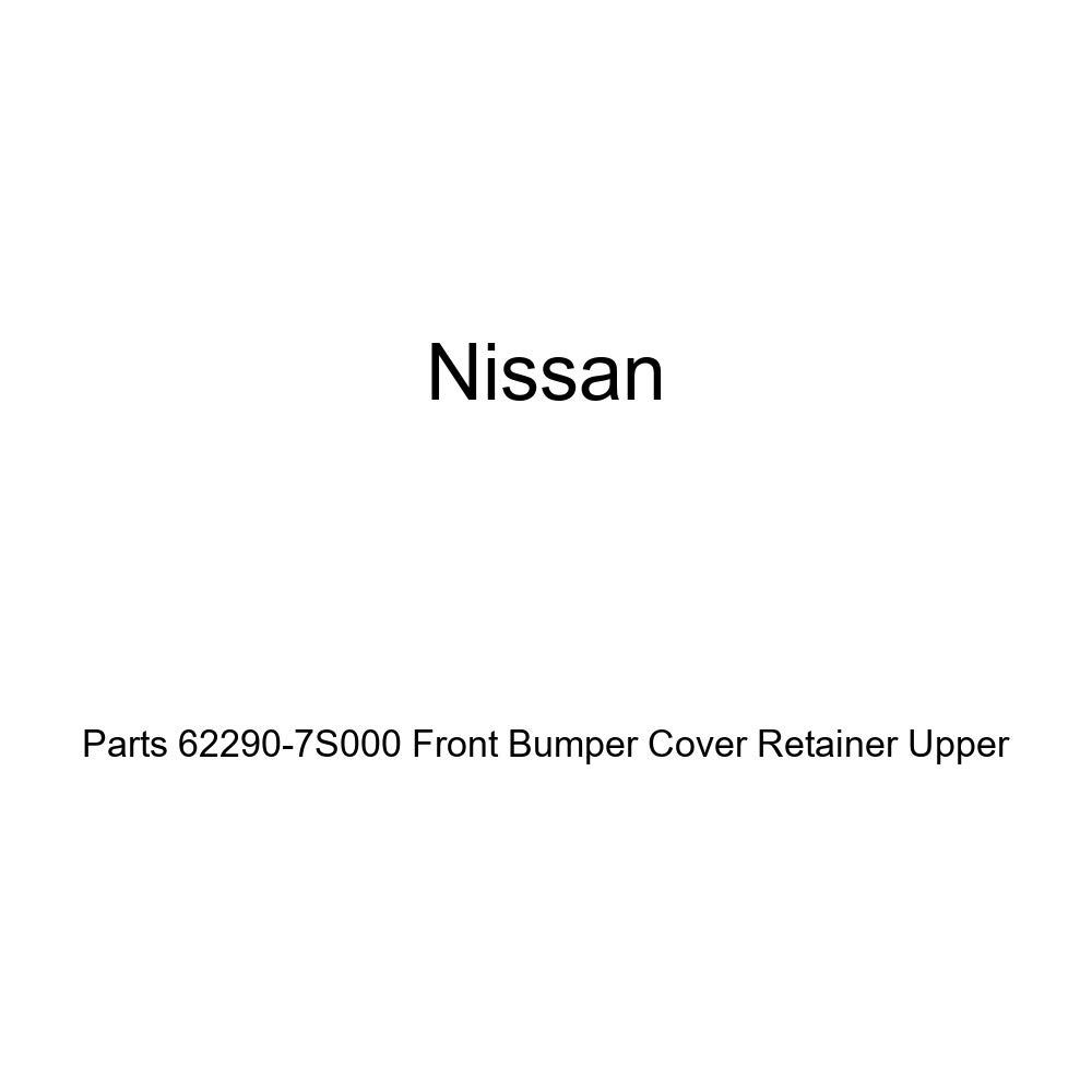 Genuine Nissan Parts 62290-7S000 Front Bumper Cover Retainer Upper