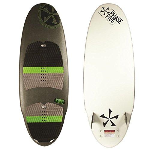 "Phase Five Kong 59"" Black Stripe Wakesurf Board"