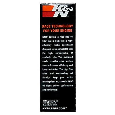 K&N KN-650 Multi Oil Filter: Automotive