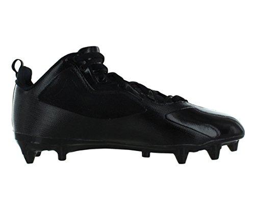 Adidas Som Rgiii Mid Hybrid D Fotball Mens Sko Størrelse Svart
