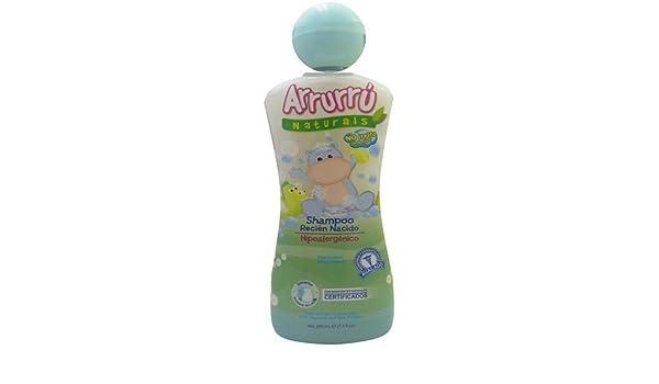 Amazon.com: Arrurru Baby Shampoo Recien Nacido 7.4 Fl oz.: Beauty