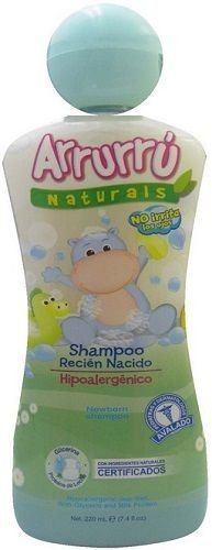 Amazon.com: Arrurru Baby Shampoo Recien Nacido 7.4 Fl oz.: Beauty