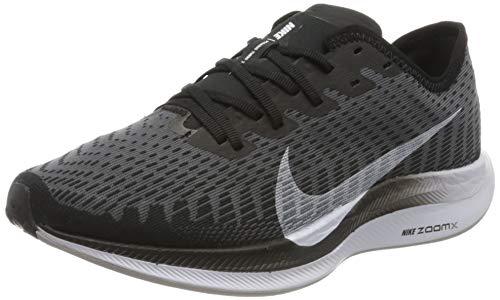 Turbo Shoes - Nike Zoom Pegasus Turbo 2 Women's Running Shoe Black/White-Gunsmoke-Atmosphere Grey 8.5
