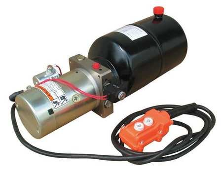 Power Unit, 2 hp, 12VDC, 2500 psi by Chief