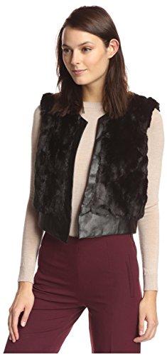 Cropped Fur Vest - 5