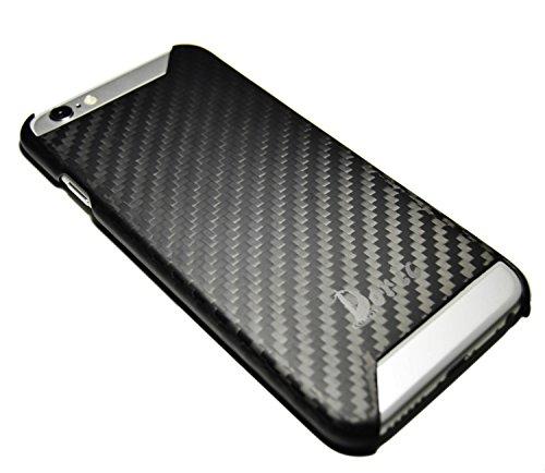 100 carbon fiber iphone 6 case 3k - 1