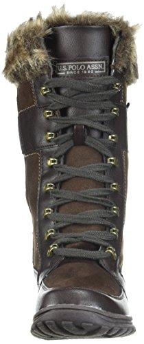 Brown Fashion Women's Boot S Assn Valley Polo U WoMen w6Tv84