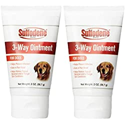 Sulfodene 3-Way Ointment for Dogs 2-Pack (Small 2 Pack)