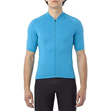 Giro New Road Ride LT Jersey - Short-Sleeve - Men s Blue Jewel 2b8400b60