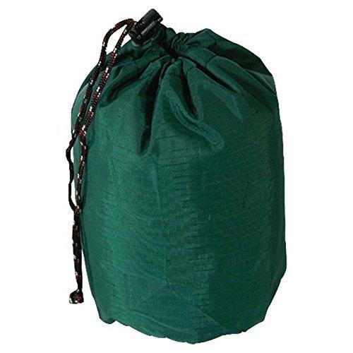 Equinox Bilby Stuff Sack (8 x 18-Inch, Green) by Equinox
