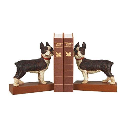 (Hamptons Collection Pair Boston Terrier)