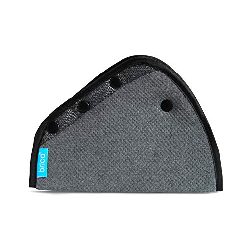 BRICA Seat Belt Adjuster, Gray