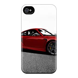 Hot Covers Cases For Iphone/ 4/4s Cases Covers Skin - Porsche 911 Gt2 Rs