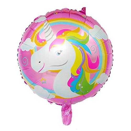 fiesta De Cumpleaños Del Unicornio Juego De Vajilla ...