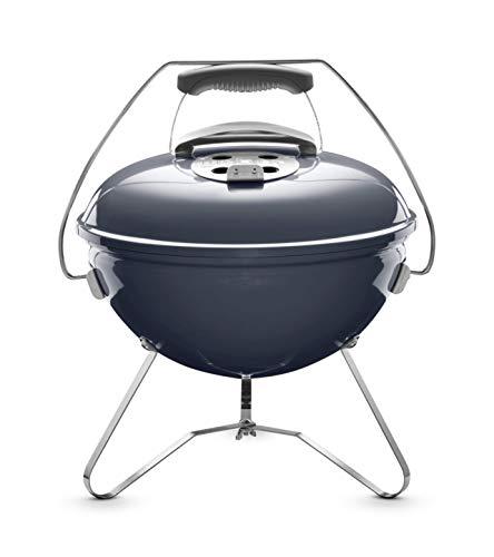 Weber-1126804-Barbacoa-Weber-Smokey-Joe-Premium-37-cm-Slate-Blue